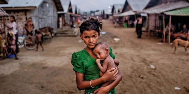 Myslimanët mbetur në Mianmar, ( Birmani) përballen me rrezik serioz të gjenocidit