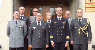 Një delegacioni i Ministrisë së Mbrojtjes së FSK-së mori pjesë në takimin vjetor me delegacionin e Forcave të Armatosura të Gjermanisë
