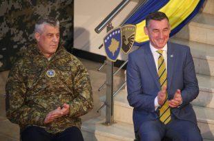Kadri Veseli: Kryetarin, Hashim Thaçi, nuk ka mundur ta ndalojë Serbia, e lere më, Xhelal Sveçla