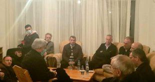 Kryetari i Nismës, Fatmir Limaj merr mbështetje për mbrojtjen e projektit për vlerat kombëtare nga shtëpia e Jakup Krasniqit