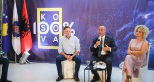 Ramush Haradinaj: Më qëndrueshmëri dhe konsistencë, sot jemi më afër se kurrë projektit tonë 100% shtet