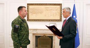Gjenerallejtënant Rrahman Rama do të jetë komandat i Forcës së Sigurisë të Kosovës edhe për pesë vitet e ardhme