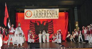 """Në 15 vjetor, """"Arbëresha"""" e Zvicrës, defilon me një program festiv"""