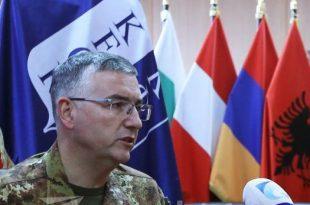 Vinçenco Grasso, demantoi deklaratat e kryetarit serb Vuçiq, se forcat e Kosovës po planifikojnë intervenim në veri