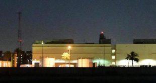 """Në afërsi të ambasadës së Shteteve të Bashkuara të Amerikës në Bagdad bien tri raketa të tipit """"Kaçusha"""""""