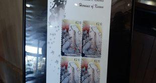 """Posta e Kosovës e promovon e pullën postare """"Heroinat e Kosovës"""" që mëshiron sakrificën e gruas shqiptare nëpër shekuj"""