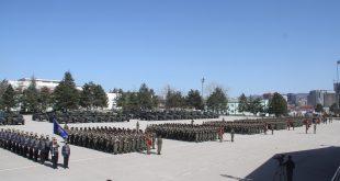 FSK-ja parakaloi ushtarakisht në përvjetorin e 23-të të Epopesë së Ushtrisë Çlirimtare të Kosovës