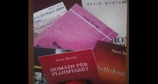 Doli në dritë libri: Opinione dhe Analiza i autorit, Nezir Myrtaj