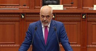 Kryeministri i Shqipërisë, Edi Rama ka përsëritur edhe njëherë dorën e zgjatur për opozitën