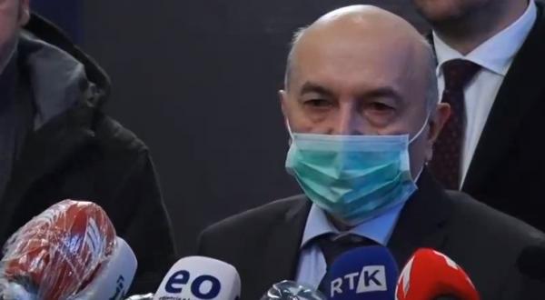 Kryetari i LDK-së, Isa Mustafa pas takimit me kryetarin Thaçi ka thënë se pajtohet për formimin e një qeverie të re
