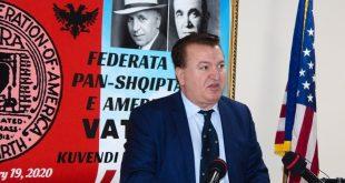 VATRA DHE SHQIPTARO-AMERIKANËT KUNDËR MINI SHTETIT SERB NË KOSOVË
