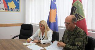 Aeroporti i Gjakovës nga sot kalon në menaxhim të Ministrisë së Mbrojtjes dhe Forcës së Sigurisë të Kosovës