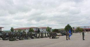"""Kontingjenti i Forcës së Sigurisë pjesë e ushtrimit """"Shqiponja 19''"""