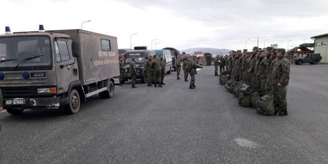 Forca e Sigurisë të Kosovës niset për t'i dalë në ndihmë Republikës së Shqipërisë