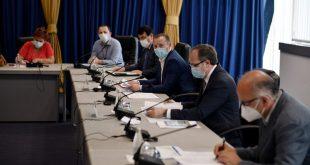 Pas rritjes numrit të infektuarve, mblidhet Komiteti për Koordinim dhe Vlerësim të Situatës me Covid-19