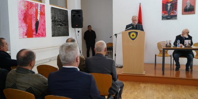 Sot në Therandë (ish Suharekë) u përurua monografia kushtuar atdhetarit, Sadri Sahit Çatani