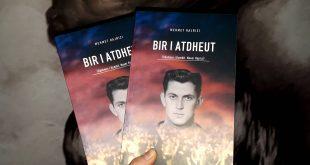 """Shkrimtari, Mehmet Hajrizi, ka nxjerrë në dritë monografinë, """"Bir i Atdheut"""", kushtuar dëshmorit, Naser Hajrizi"""