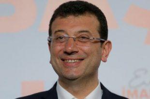 Ekrem Imamoglu kryeson në votimet për bashkinë e Stambollit