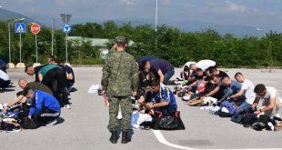 Rekrutët e ri të FSK-së fillojnë trajnimin bazik në Ferizaj në përputhje me Planin Gjithëpërfshirës të Tranzicionit