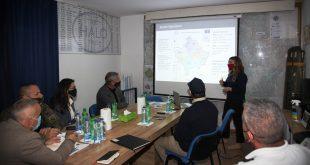 Ministri i Mbrojtjes, Anton Quni vizitoi organizatën e njohur ndërkombëtare të deminimit, HALO Trust
