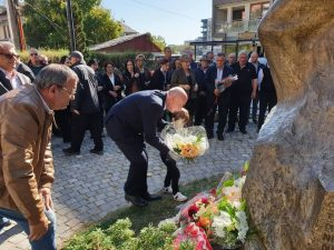 U përkujtua në 22 vjetorin e rënies heroi i kombit gjeneral, Adrian Krasniqi