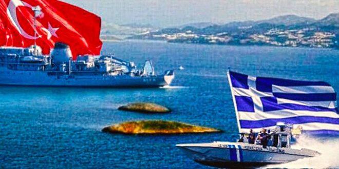 """Përshkallëzimi i tensionit greko-turk hyn në një faze të re pasi anija turke, """"Oruç Reis"""" ka hyrë në territorin grek"""