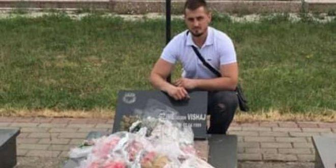 ndahet nga jeta tragjikisht Albert Vishaj djali i dëshmorit të kombit, Gëzim Vishaj