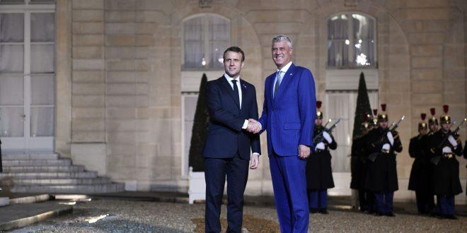 Kryetari i Kosovës, Hashim Thaçi, sot do të marrë pjesë në seancën plenare të Forumit të Paqes, në Paris