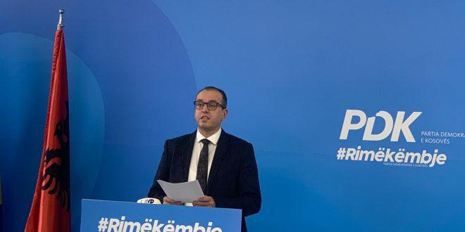 PDK shkëput komunikimin me RTV Dukagjinin: Nuk heshtim përballë propagandës së oligarkut, Ekrem Lluka dhe pazareve të tij me Albin Kurtin