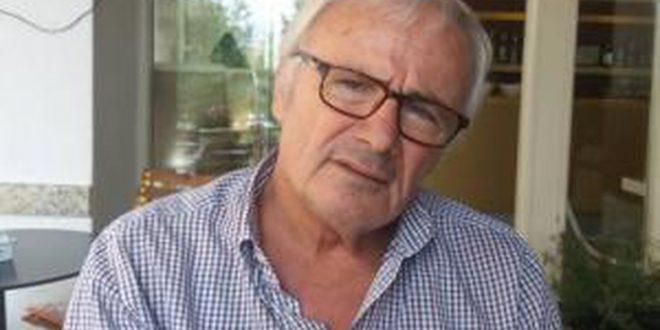 """Albert Zholi: Flet aktori, regjisori dhe kryetari i Festivalit teatror Ndërkombëtar, """"Butrinti 2000"""", Alfred Bualoti"""