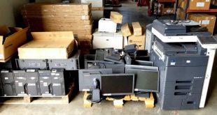 Policia e Kosovës pranon një donacion pajisje nga fusha e teknologjisë informative nga Ambasada e SHBA-ve