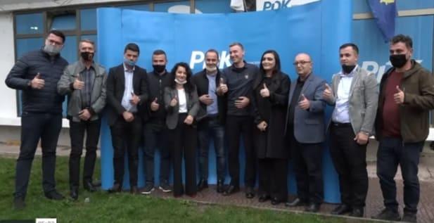 Partisë Demokratike të Kosovës në Dardanë i janë bashkuar kuadro të reja të fushave të ndryshme