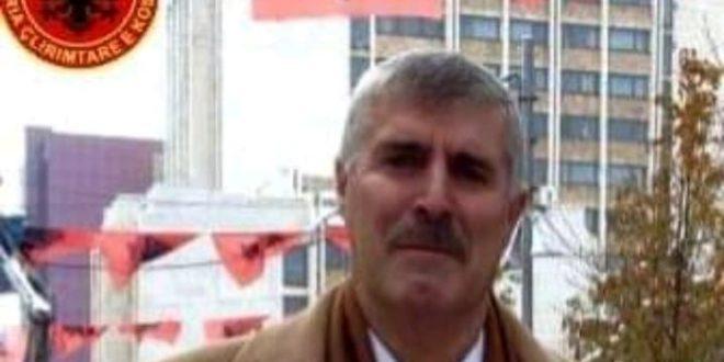 Ka ndërruar jetë ish i burgosuri politikë dhe veprimtari çështjes kombëtare, Sabit Krasniqi