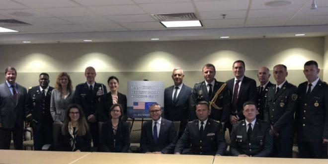 Në Pentagon takohet Grupi Punues për Politika të Sigurisë: Amerikë-Kosovë