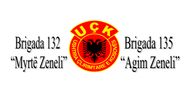 """Nesër me 17 maj 2018 përkujtohen dëshmoret e brigadave 132 """"Myrtë Zeneli"""" dhe 135 """"Agim Zeneli"""""""