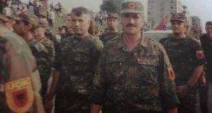 Ndahet nga jeta veterani dhe eprori i Ushtrisë Çlirimtare të Kosovës, Shefqet Paçarizi