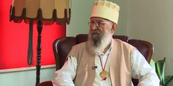 Ka vdekur kryetari i Komunitetit Bektashian të Kosovës,Baba Mumin Lama
