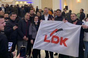 Arban Abrashi: Nga Llapi nis fitorja e madhe e LDK-së për ruajtjen dhe ndërtimin e shtetit
