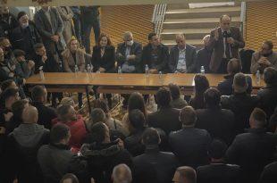 Ferat Shala: Në Terstenik e Verbovc Partia Demokratike të Kosovës merr përkrahje masovike