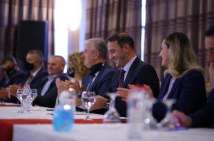 """Daut Haradinaj në takimin e mbajtur në Therandë ka thënë se """"Forca e Kosovës"""" është rinia e kësaj ane dhe e tërë venditDaut Haradinaj në takimin e mbajtur në Therandë ka thënë se """"Forca e Kosovës"""" është rinia e kësaj ane dhe e tërë vendit"""