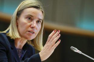 Shefja e politikës së jashtme të BE-së, Federica Mogherini, pret sot në takim liderët e vendeve të Ballkanit Perëndimor