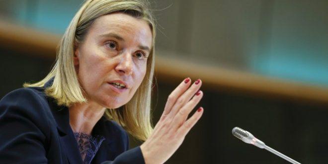 Federica Mogherini thotë se mandati i FSK-së duhet të ndryshohet vetëm përmes një procesi gradua