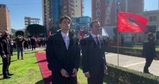 Liderët politikë nga Kosova, Mali i Zi, Ilirida dhe Kosovës Lindore, bashkë e shënojnë 557-vjetorin e Besëlidhjes së Lezhës