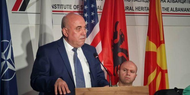 """Në Shkup promovohet vepra """"Ndarja administrative e vilajeteve shqiptare"""""""