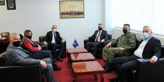 Ish-eprori i lartë i Ushtrisë Çlirimtare të Kosovës, Shemsi Syla, emërohetzëvendësministrit i Mbrojtjes