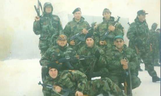 Ndahet nga jeta veterani i Ushtrisë Çlirimtare të Kosovës, Sali Gashit nga Sfërka e Klinës
