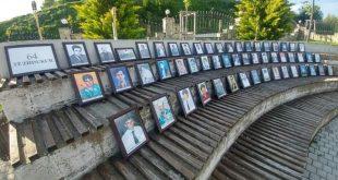 Me rastin e 27 Prillit - Ditës Kombëtare të Personave të Zhdukur të Republikës të Kosovës, mbahen homazhe nderimi dhe përkujtimi