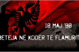 Labinot Dervishaj: 18 Maj '98 – Beteja në Kodër të Flamurit