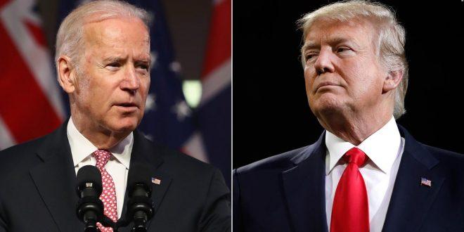Donald Trump dhe Joe Biden kanë shkëmbyer sulme verbale, pasi që të dy vizituan shtetin e Iowa-s