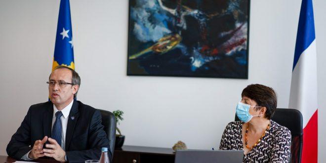 Më 26 dhe 27 nëntor mbahet takimi mes delegacioneve teknike të Kosovës dhe Francës për liberalizimin e vizave